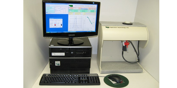 DT-100 Acoustic Spectrometer for Particle Sizing