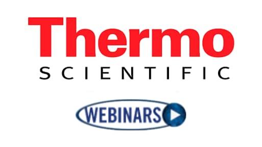 Thermo Webinars