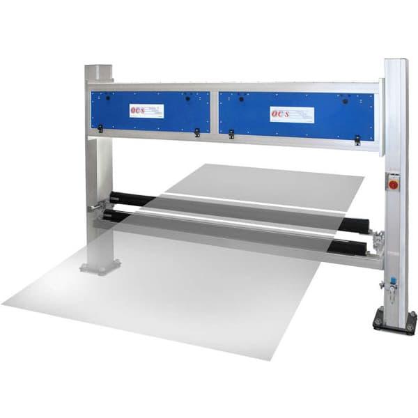 Hệ thống kiểm tra màng film dạng tấm FSP600